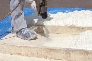 spray foam, insulation, house remodeling