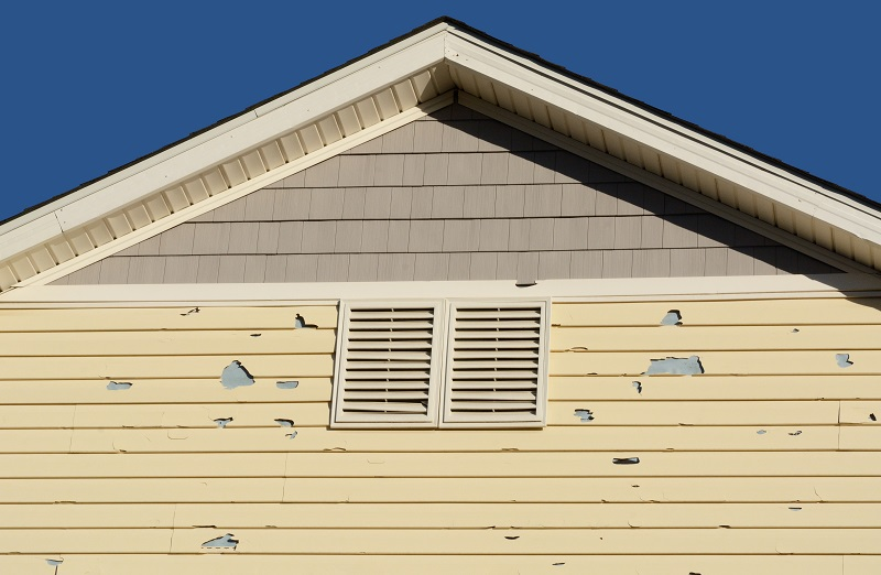 Damaged Sidings, Sidings, Siding replacement, Siding repair, roof, roofing, roof upgrade