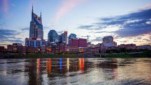 Nashville, City skyline