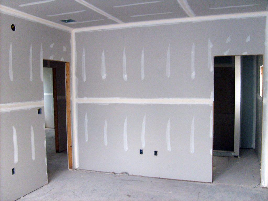 drywall vs sheetrock